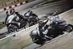 Comparativa Yamaha TMax vs KYMCO AK 550 02