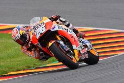 Dani Pedrosa MotoGP Sachsenring 2017 carrera