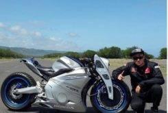 Honda CBR250RR future sport bike peterson rivai