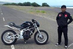 Honda CBR250RR neo scrambles budi setiawan