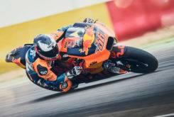 KTM MotoGP Test MotorLand Aragon 01