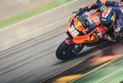 KTM MotoGP Test MotorLand Aragon 06