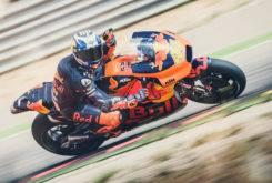 KTM MotoGP Test MotorLand Aragon 09