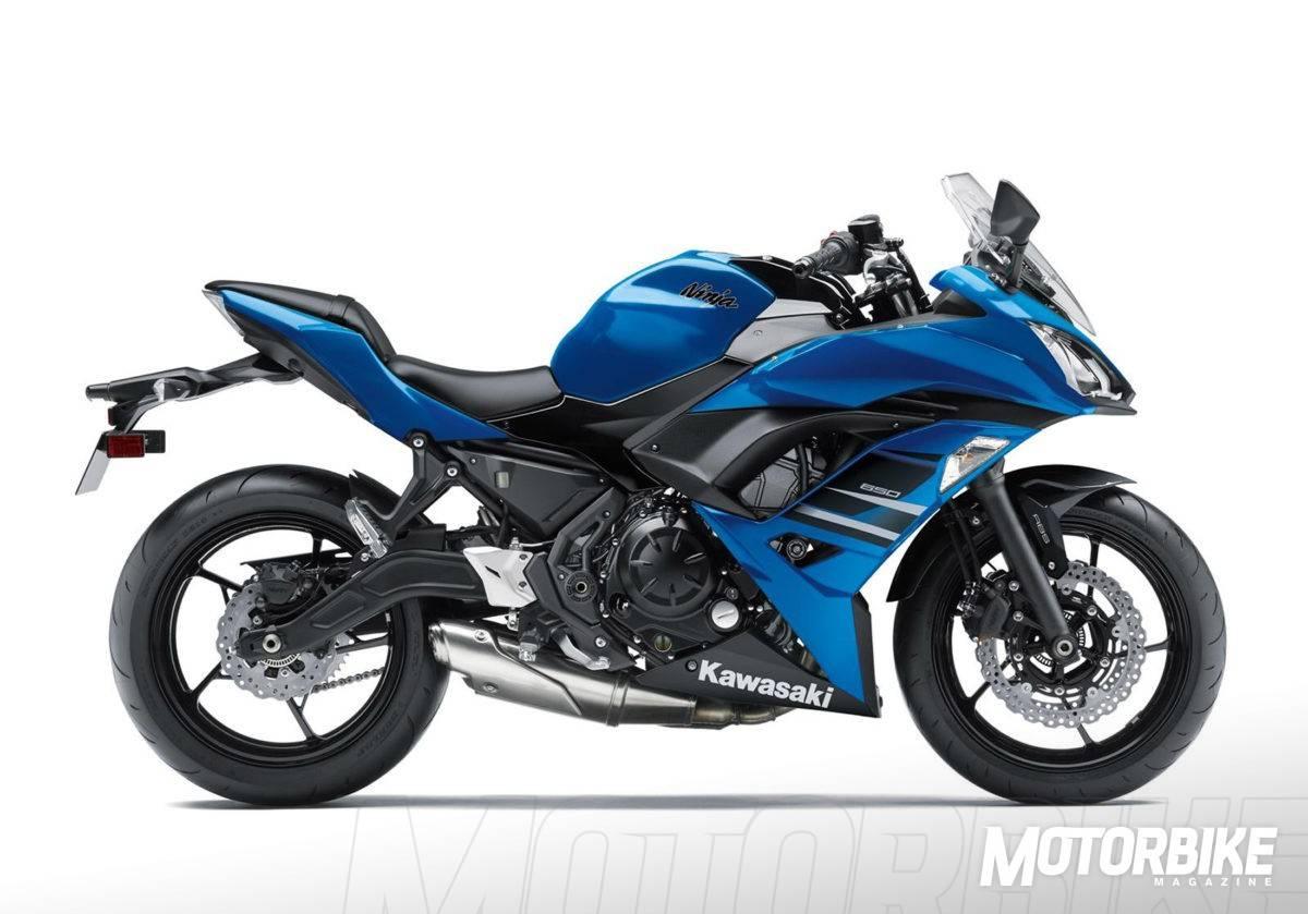 Kawasaki Ninja 650 2018 Precio Fotos Ficha Técnica Y Motos Rivales