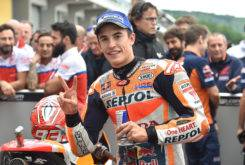 Marc Marquez pole MotoGP Sachsenring 2017
