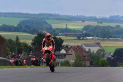 Marc Marquez victoria MotoGP Sachsenring Alemania 2017