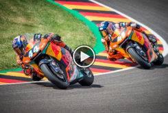Miguel Oliveira Brad Binder Red Bull KTM Ajo Moto2 2017