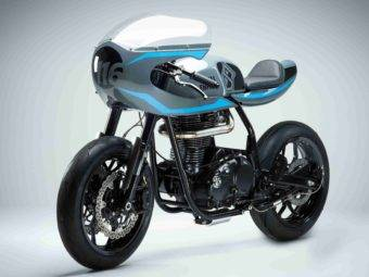 Royal Enfield Continental GT Surf Racer Sinroja 07