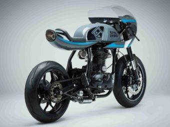 Royal Enfield Continental GT Surf Racer Sinroja 10