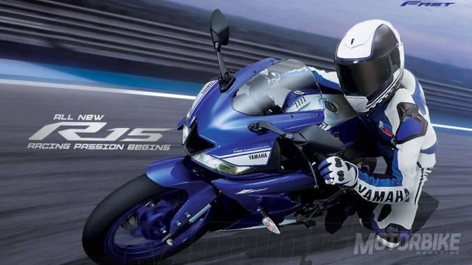 BikeLeaks  Yamaha R15 y cómo influirá en la Yamaha YZF-R125