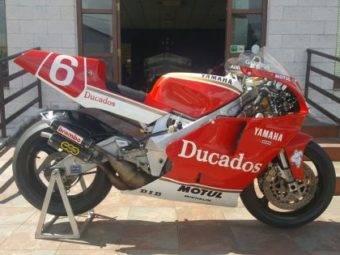 Yamaha YZR500 Joan Garriga 1992 01