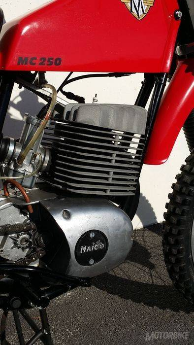 maico mc 250 1970 motorbike magazine. Black Bedroom Furniture Sets. Home Design Ideas