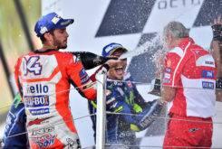Andrea Dovizioso MotoGP 2017 victoria Silverstone