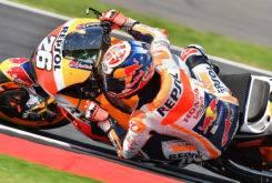 Dani Pedrosa Q1 MotoGP Silverstone 2017