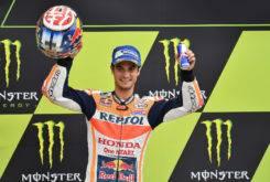Dani Pedrosa podio MotoGP Brno 2017