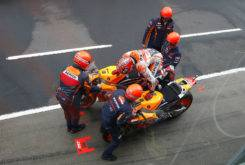 Flag to flag Marc Marquez