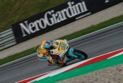 Gabriel Rodrigo pole Moto3 Austria 2017