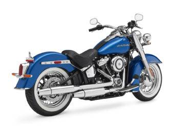 Harley Davidson Softail Deluxe 2018 04