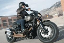Harley Davidson Softail Fat Bob 2018 24