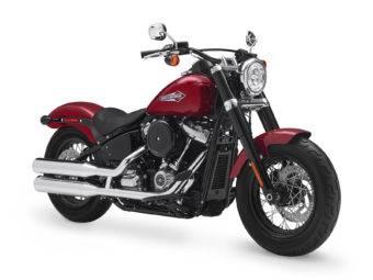 Harley Davidson Softail Slim 2018 01
