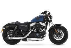 Harley Davidson Sportster Forty Eight 115 Aniversario 2018 12