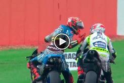 Hector Barbera Tito Rabat MotoGP Silverstone 2017