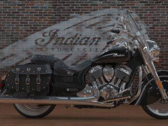 Indian Chief Vintage 2018 01