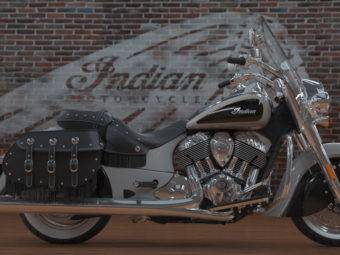 Indian Chief Vintage 2018 25