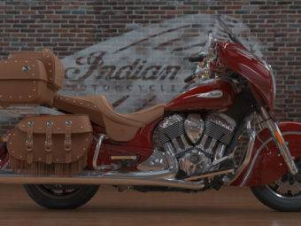 Indian Roadmaster Classic 2018 01
