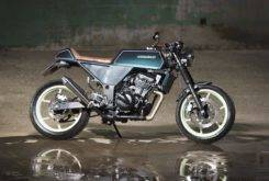 Kawasaki Ninja 250R Mr Ride cafe racer 02