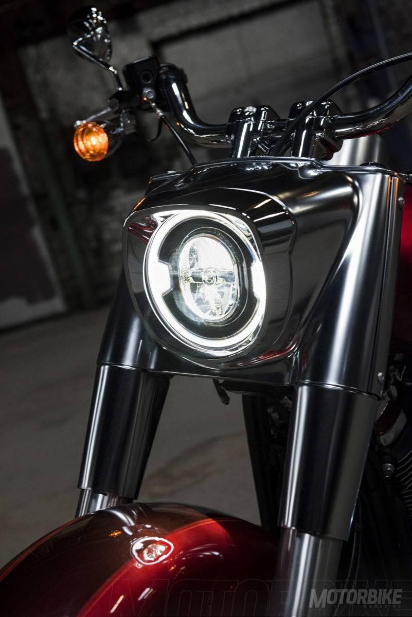Harley-Davidson Softail Fat Boy 2018 - Precio, fotos ...
