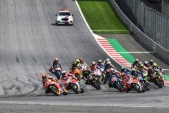 MotoGP 2018 parrilla