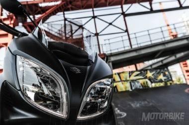 Nuevo Suzuki Burgman 400 2017 (4)