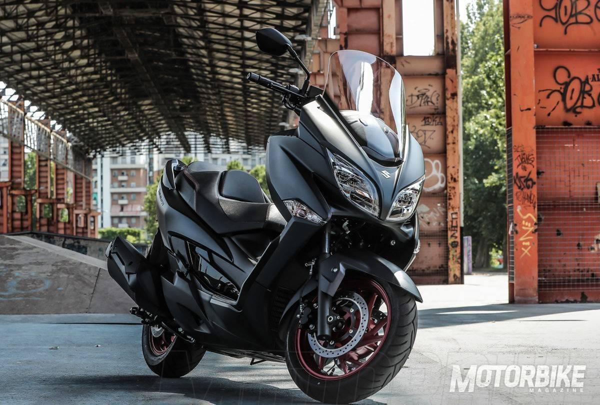 Nuevo Suzuki Burgman 400 2017 (6)