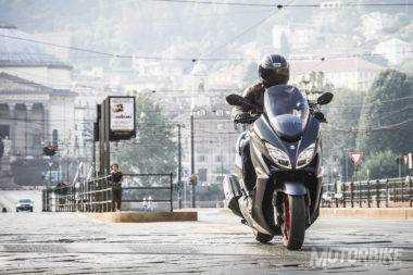 Prueba Suzuki Burgman 400 2017 01