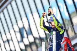 Valentino Rossi MotoGP Silverstone 2017 podio
