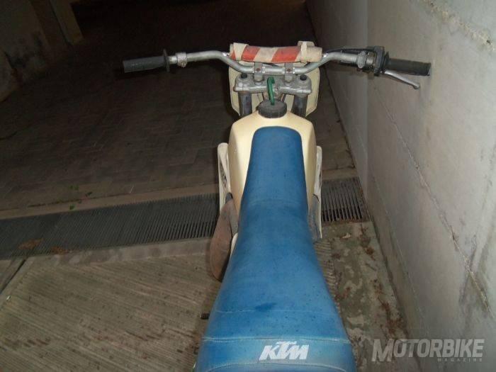 maico mx 250 cc 1985 motorbike magazine. Black Bedroom Furniture Sets. Home Design Ideas