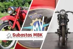 subasta de motos mbk 11
