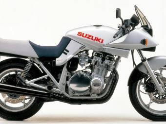 1981 Suzuki GSX1100S Katana 2