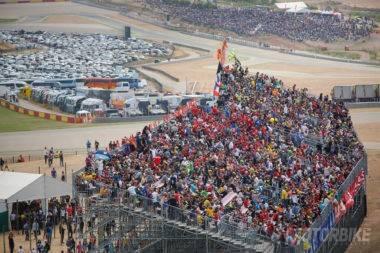 Acampada MotorLand_GP Aragon 2017