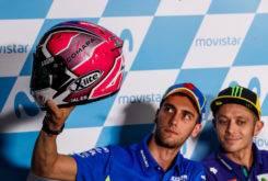 Alex Rins MotoGP GP Aragon 2017 lucha cancer mama 01