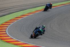 Carrera Moto2 Aragon 2017 Franco Morbidelli