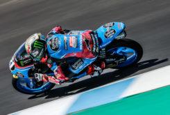 FIM CEV Jerez 2017 pole Moto3 Alonso López