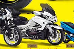 Honda Goldwing DCT 2018