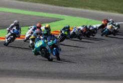 Joan Mir victoria GP Aragon Moto3 2017