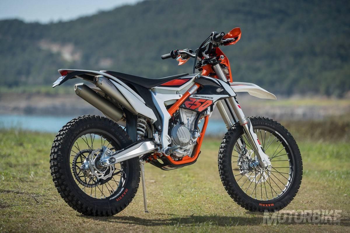 Ktm Freeride E Sm >> KTM Freeride 250 F 2018 - Precio, fotos, ficha técnica y motos rivales