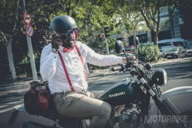 MBK - Gentlemans Ride Madrid 2017 - 5620