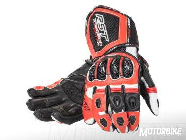 MBK - Guantes Tractech EVO Race rojo