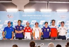 Rueda Prensa MotoGP GP Aragon 2017.jpg