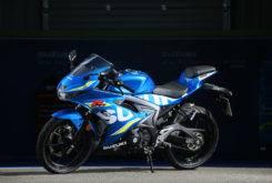 Suzuki GSX R125 2017 prueba 037